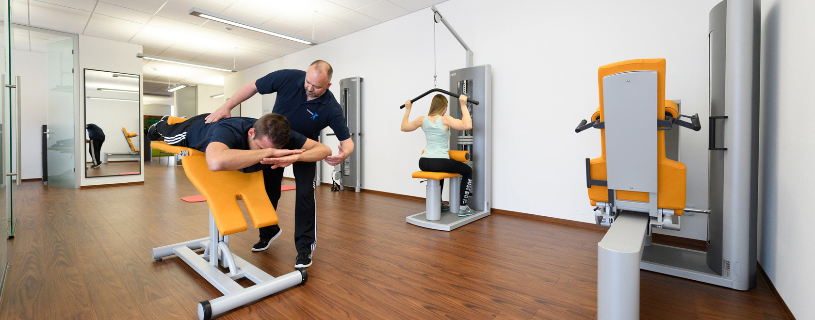Physiotherapie der Orthoklinik