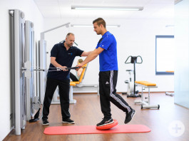 Physiotherapie in Schramberg-Sulgen